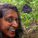 Anu Kirupananthan Encounter with Gorillas in Rwanda