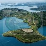 Rwanda lakes