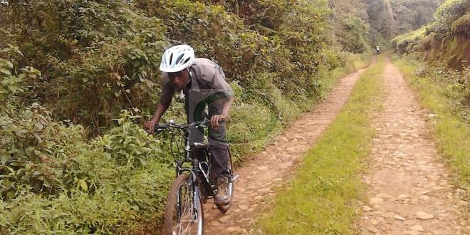 Rwanda Mountain Gorilla Trekking with bicycling option: 4/5 Days