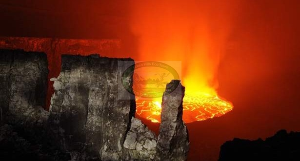 Nyiragongo Volcano Treks