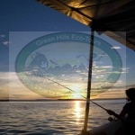 Rubondo-Island Park&Camp-fishing-sunset