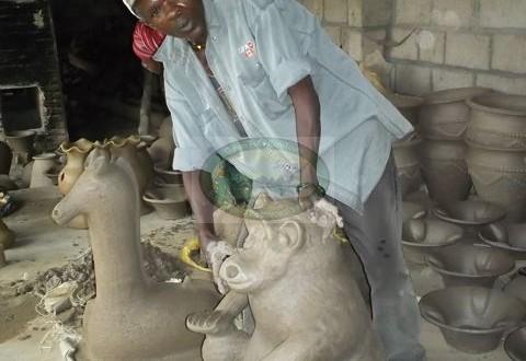 BURUNDI ARTS AND CRAFTS